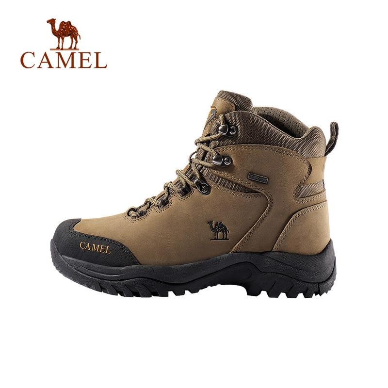 CAMEL Men Hiking Shoes Waterproof